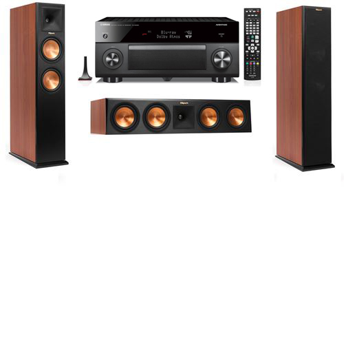 Klipsch RP-250F Tower Speakers CH-3.0-Yamaha RX-A3060