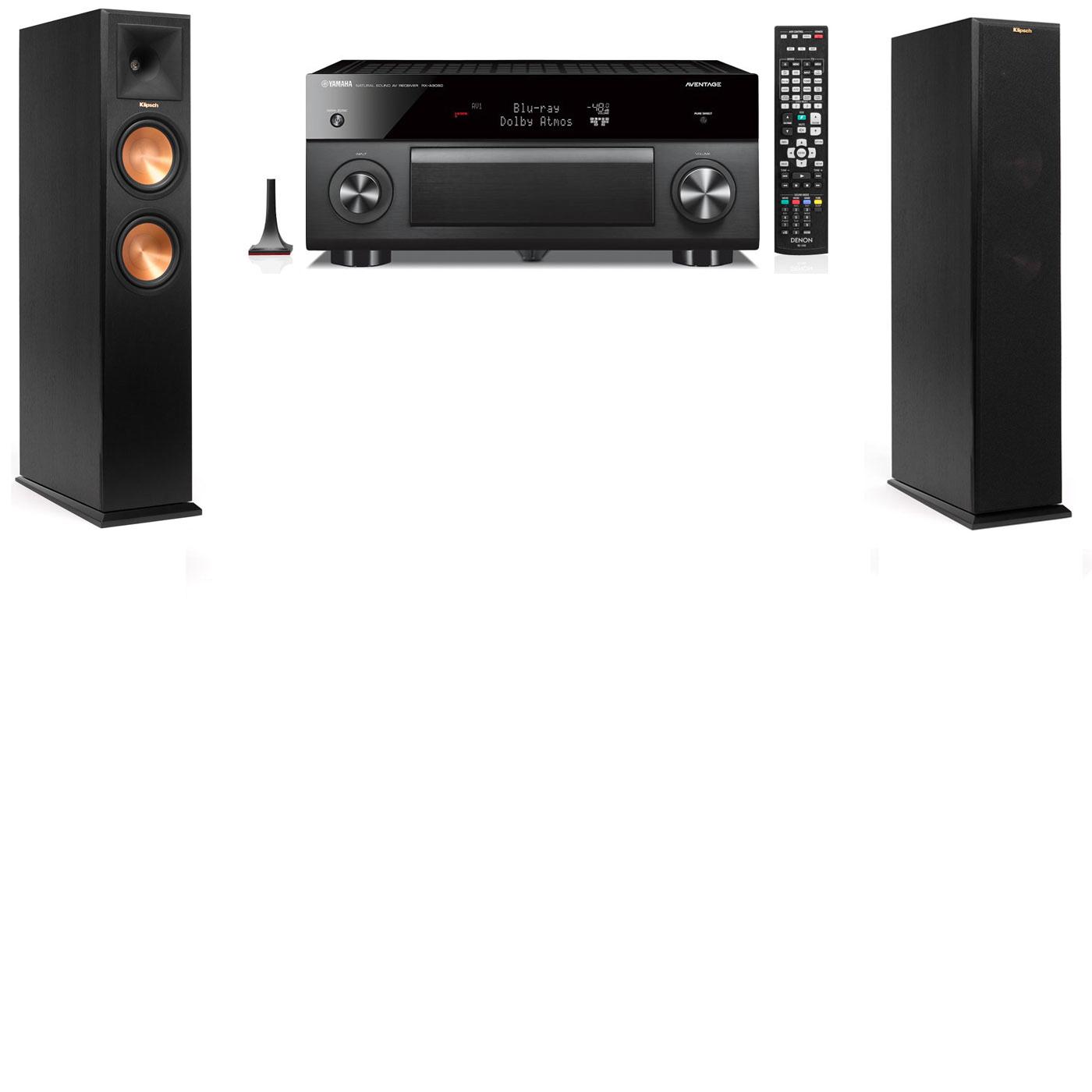 Best Buy Polk Yamaha Center Channel