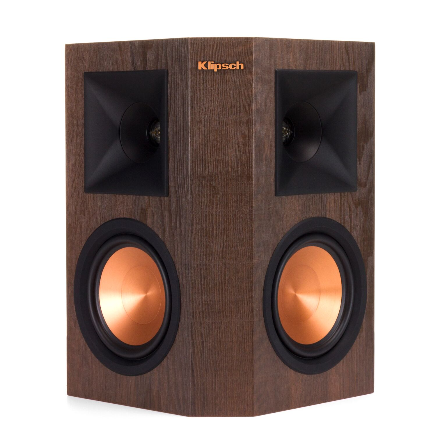 Klipsch RP-250S Walnut Surround Sound Speaker