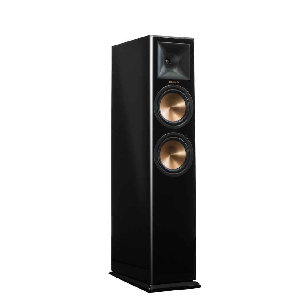 Klipsch RP-260F-PB Piano Black Floorstanding Speaker