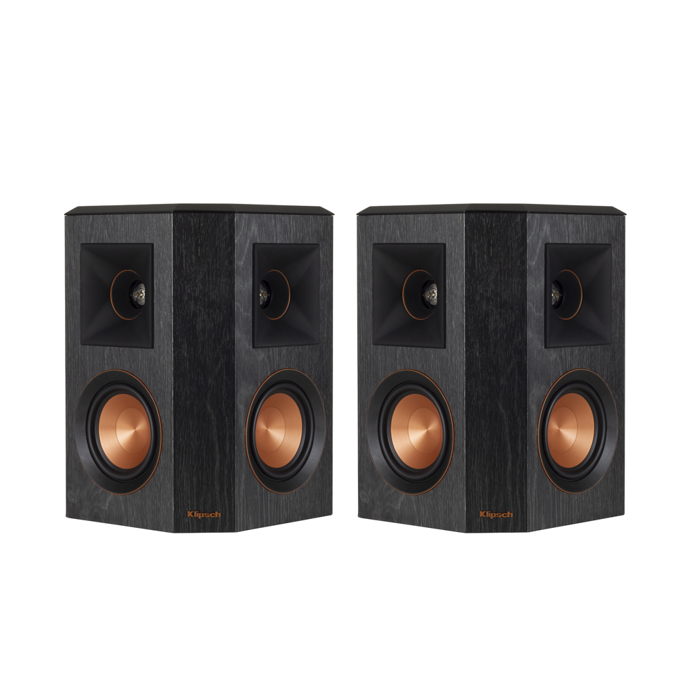 Klipsch Reference Premiere RP-402S Ebony Surround Speaker