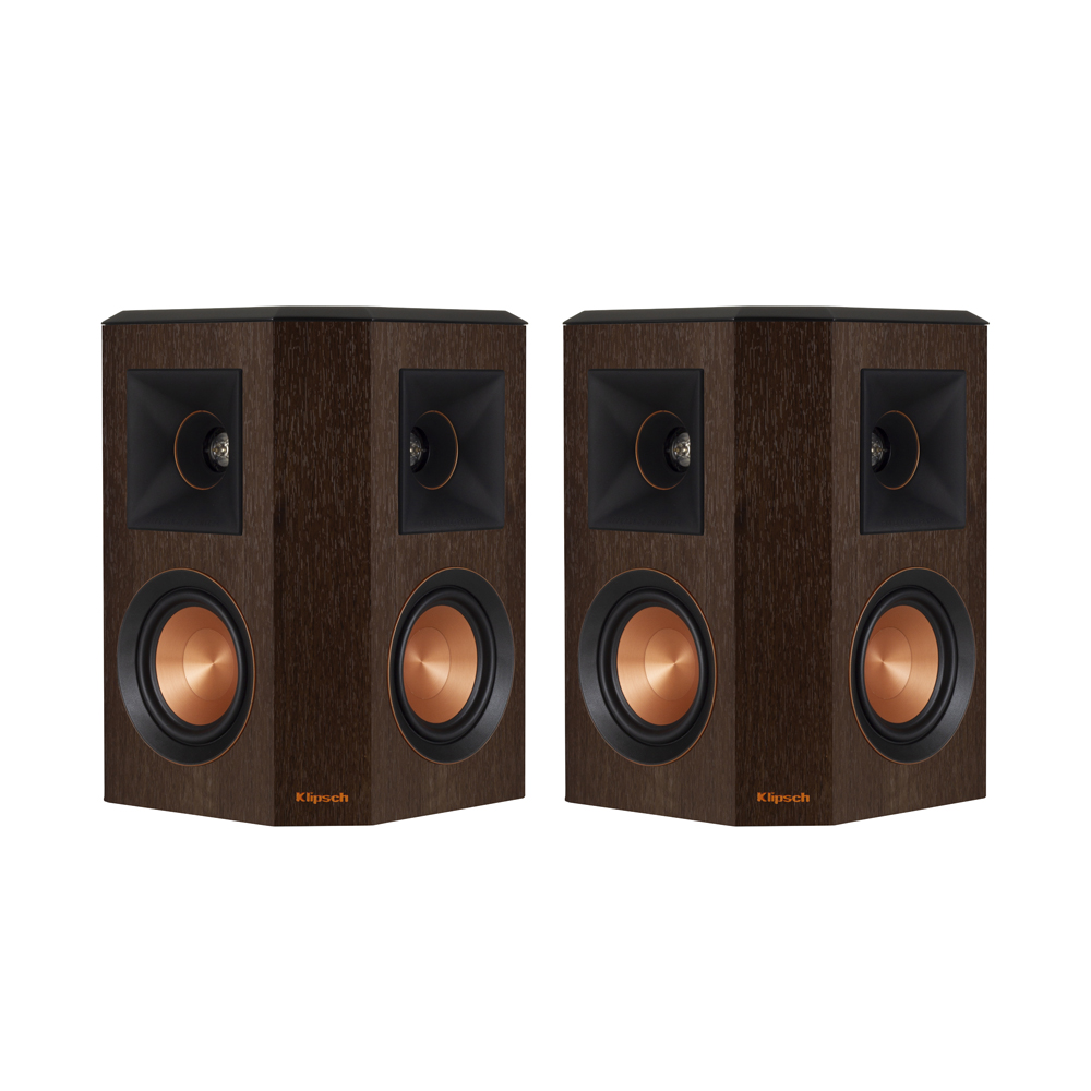 Klipsch Reference Premiere RP-402S Walnut Surround Speaker