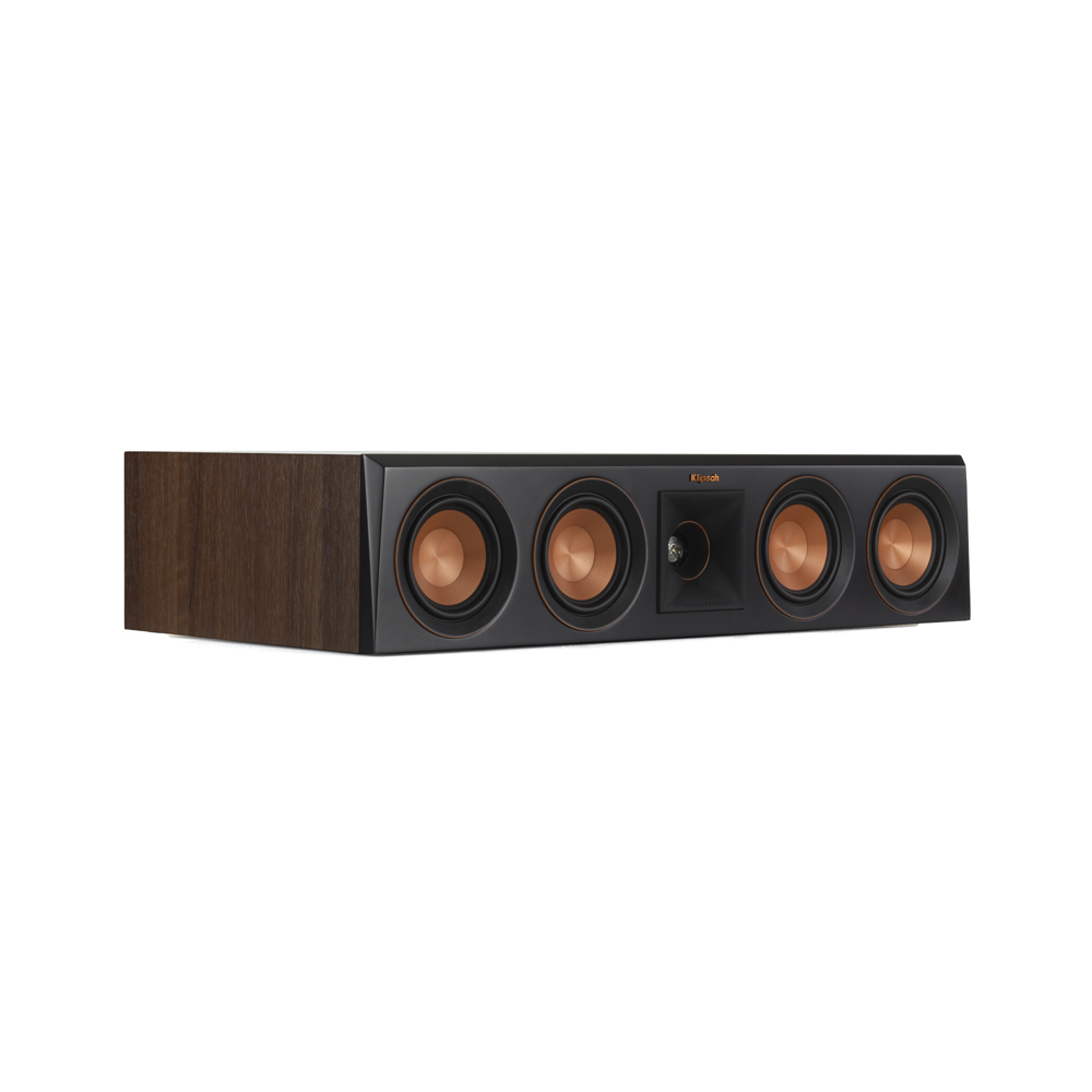 Klipsch Reference Premiere RP-404C Walnut Center Speaker