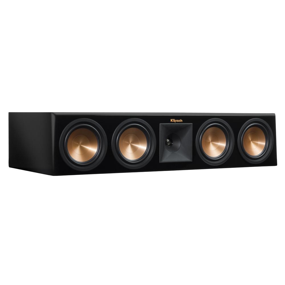 Klipsch RP-450C-PB Piano Black Center Channel Speaker