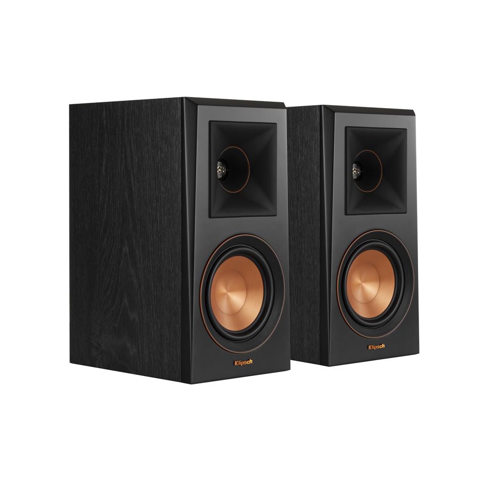 Klipsch Reference Premiere RP-500M Ebony Monitor Speaker