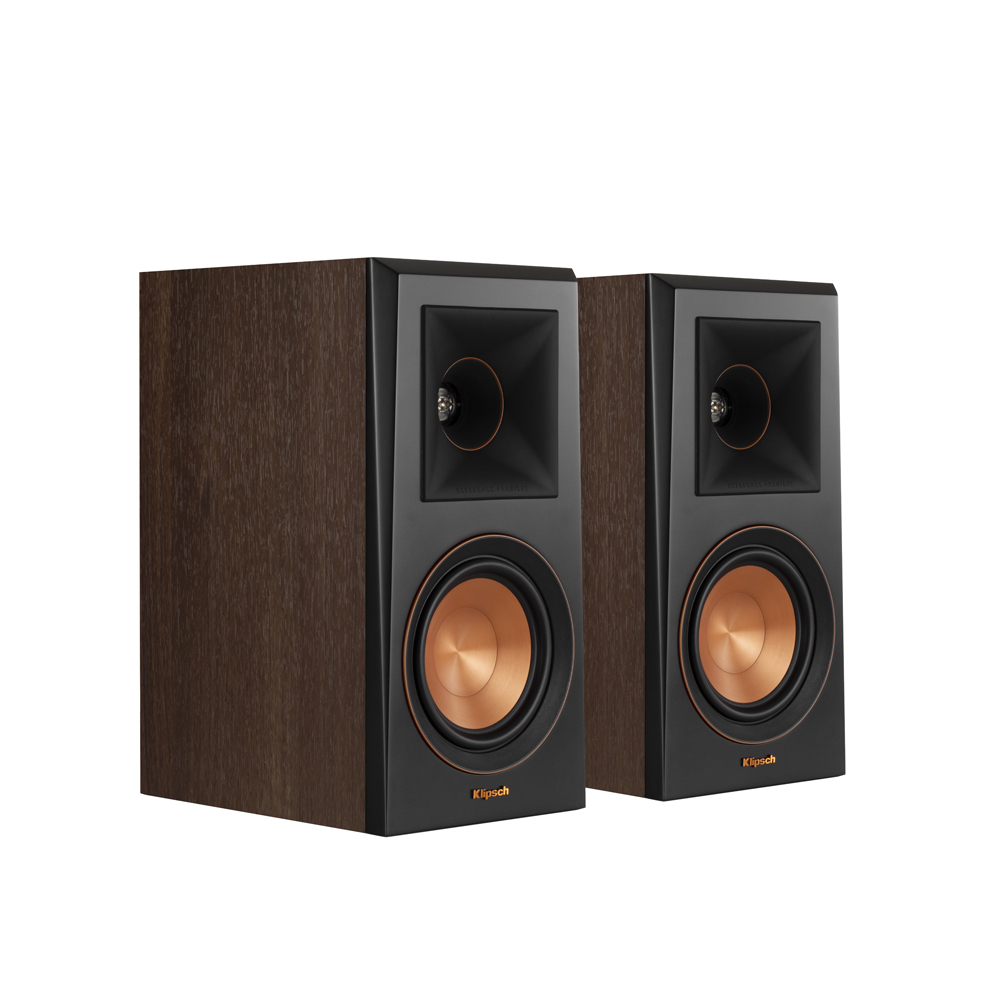 Klipsch Reference Premiere RP-500M Walnut Monitor Speaker