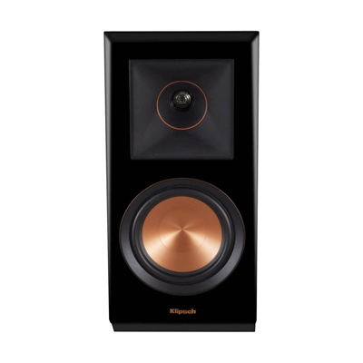 Klipsch RP-500SA-PB Piano Black Surround Speaker - Pair