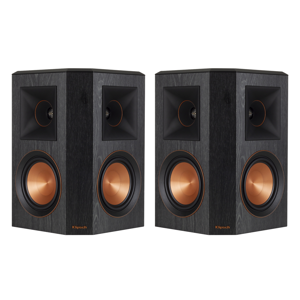 Klipsch Reference Premiere RP-502S Ebony Surround Speaker