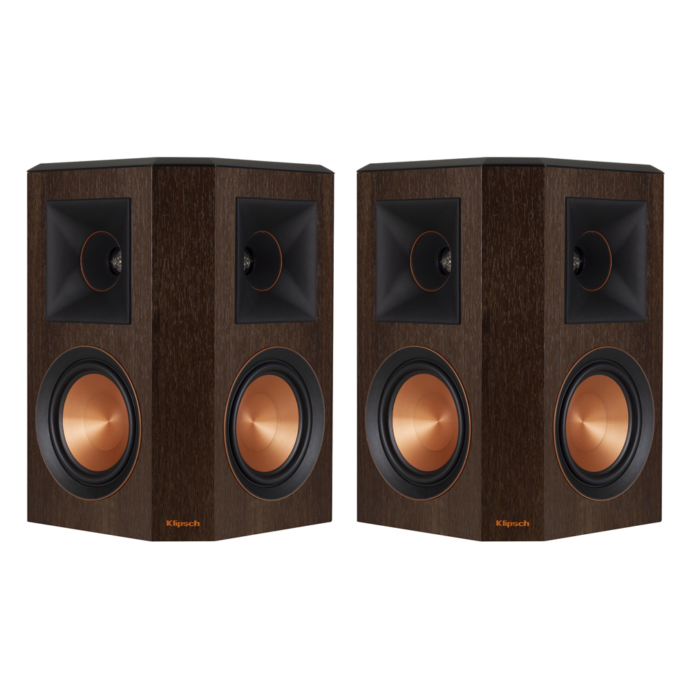 Klipsch Reference Premiere RP-502S Walnut Surround Speaker