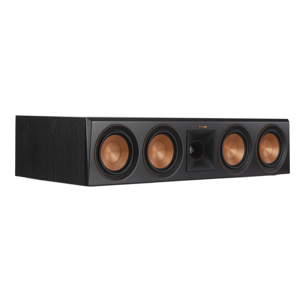 Klipsch Reference Premiere RP-504C Ebony Center Speaker