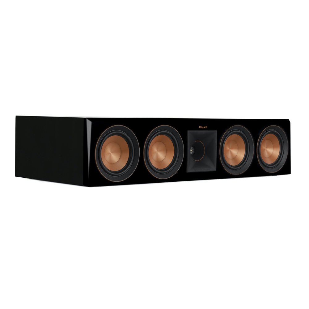 Klipsch RP-504C-PB Piano Black Center Speaker - Each