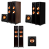 Klipsch RP-6000F 2.1 Home Theater Bundle with Free SPL-100 Subwoofer