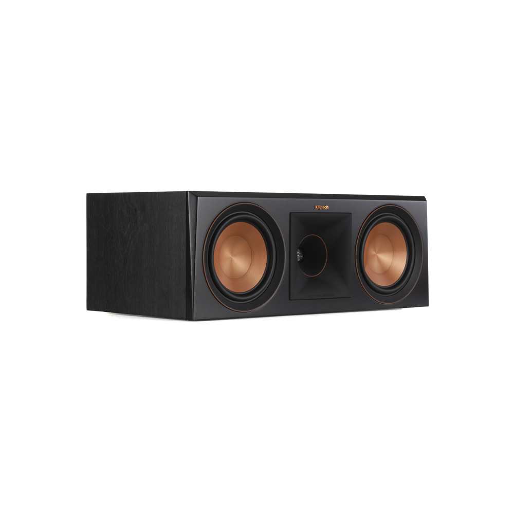 Klipsch Reference Premiere RP-600C Ebony Center Speaker