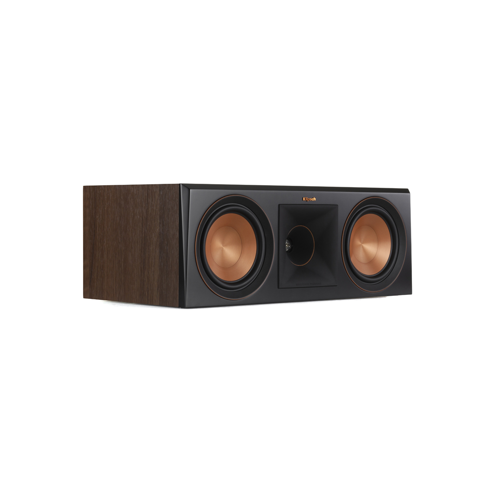 Klipsch Reference Premiere RP-600C Walnut Center Speaker