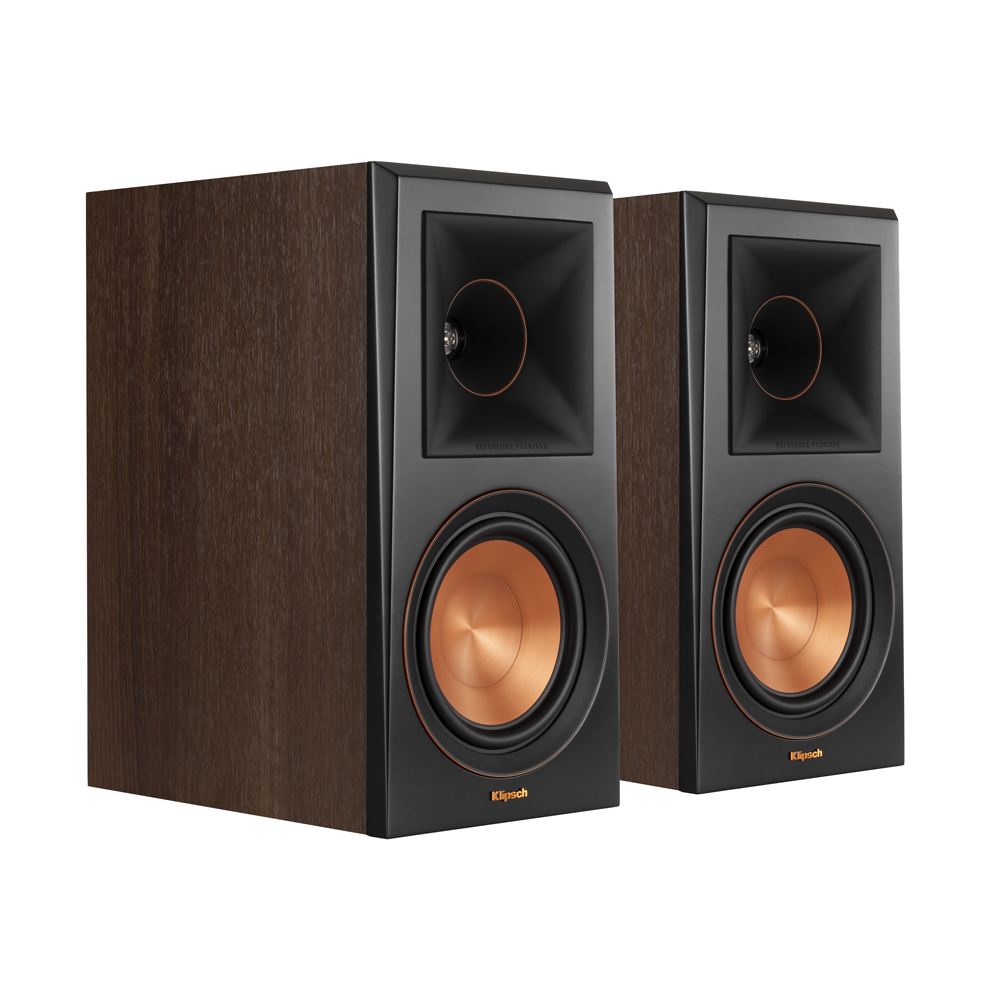 Klipsch Reference Premiere RP-600M Walnut Monitor Speaker