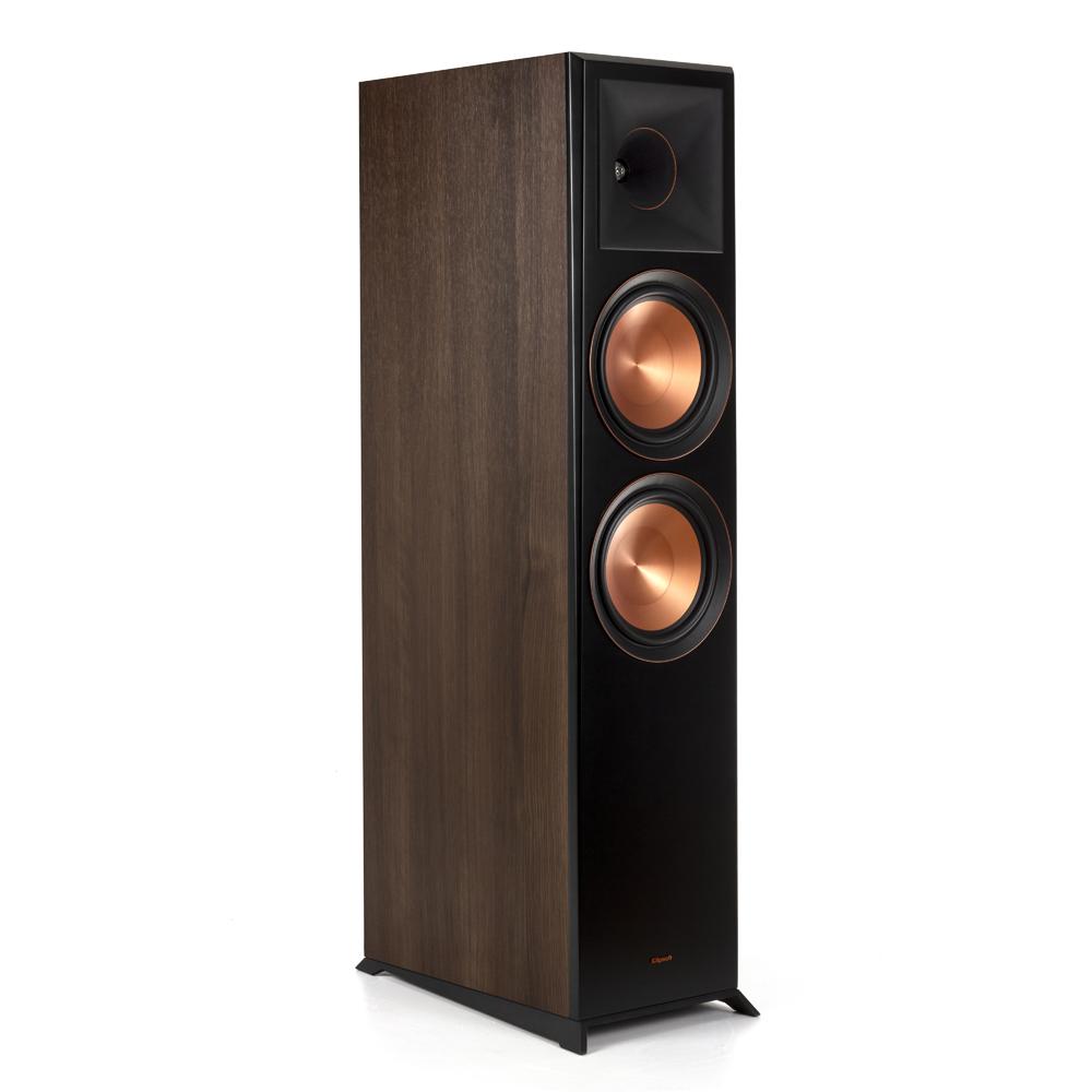 Klipsch Reference Premiere RP-8000F Walnut Floorstanding Speaker