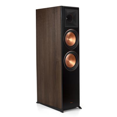 Klipsch RP-8060FA-W Walnut Floorstanding Speaker