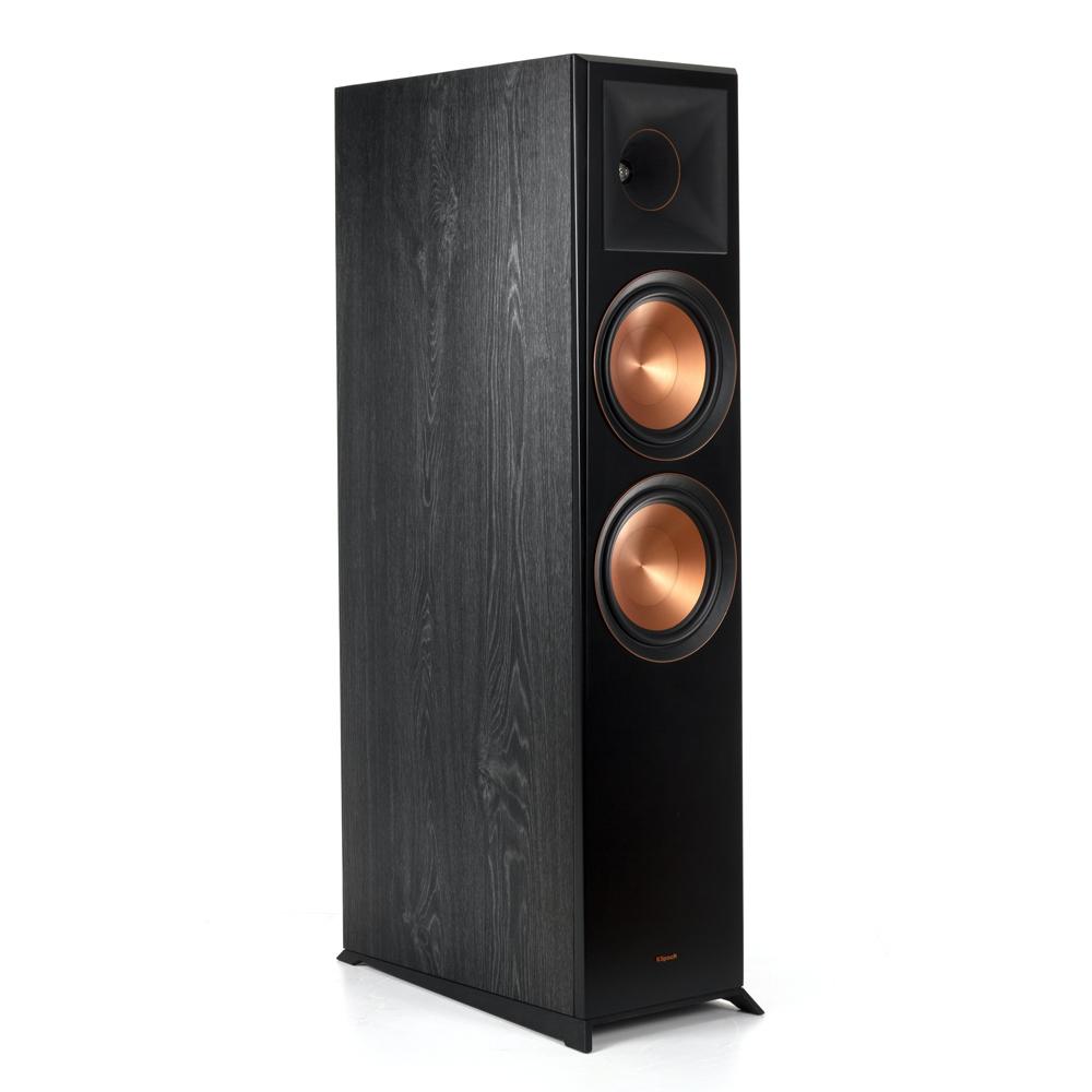 Klipsch Reference Premiere RP-8060FA Black Floorstanding Speaker