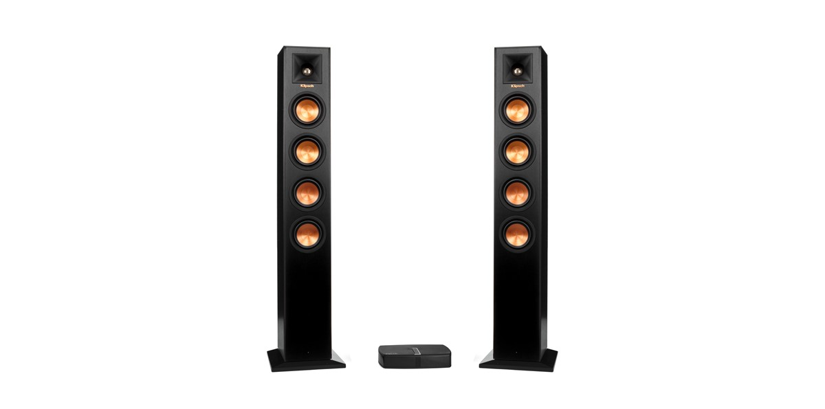 Klipsch RP-HD-Wireless-20-Towers