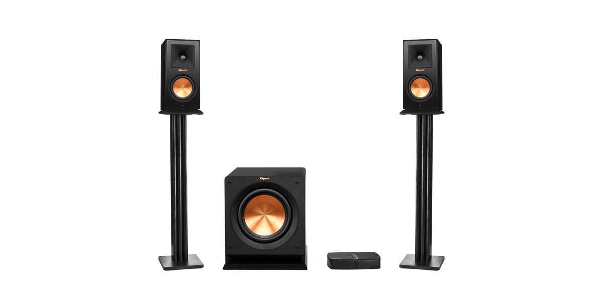 Klipsch RP-HD-Wireless-21-Monitors
