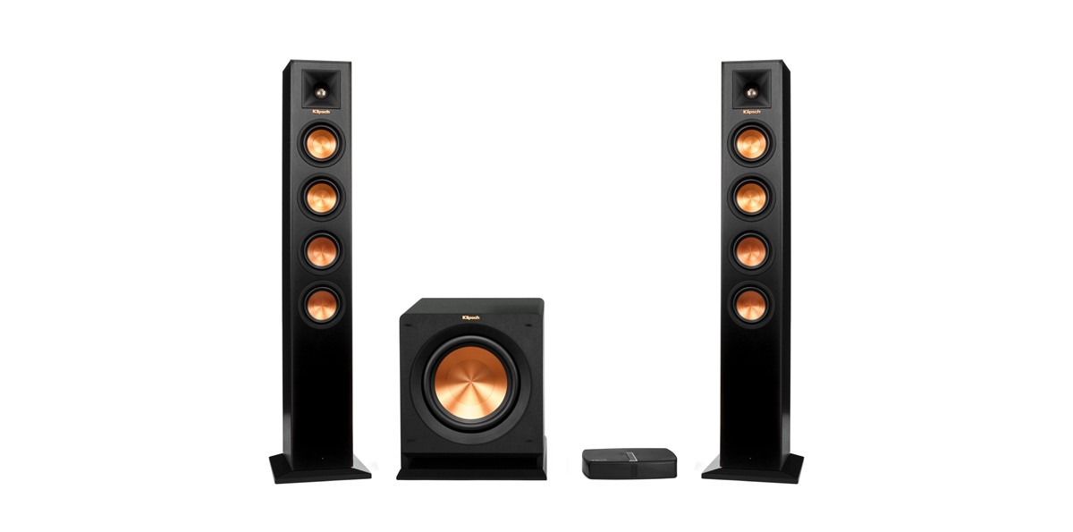 Klipsch RP-HD-Wireless-21-Towers