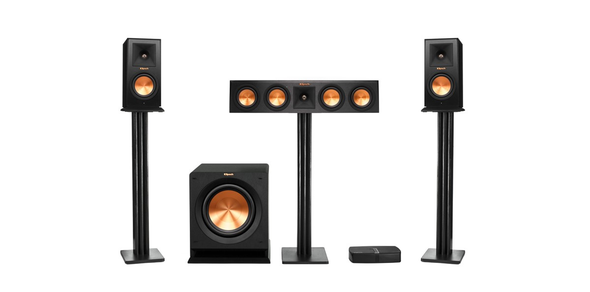 Klipsch RP-HD-Wireless-31-Monitors