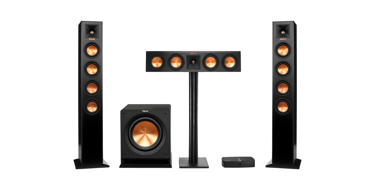 Klipsch RP-HD-Wireless-31-Towers