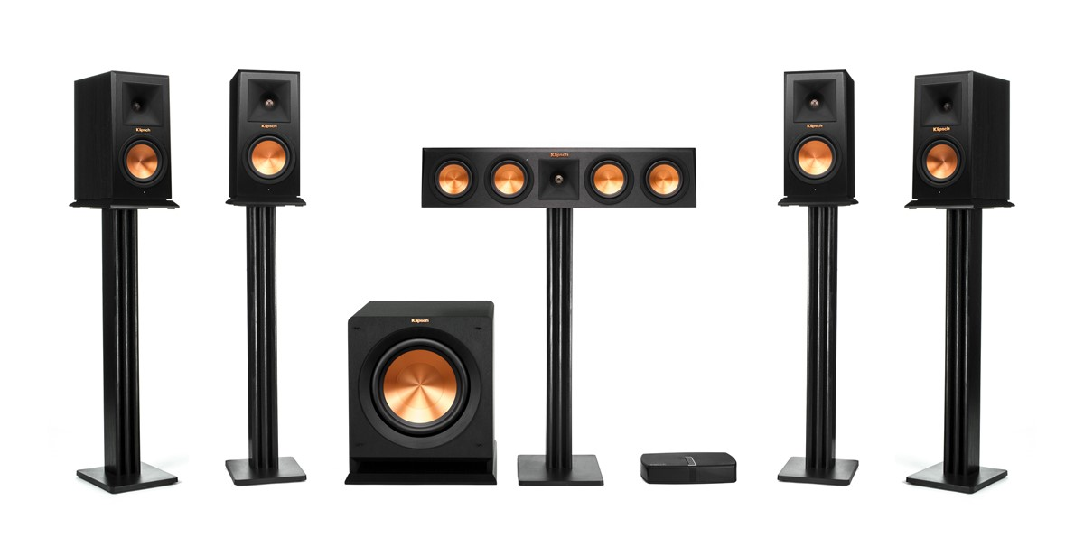 Klipsch RP-HD-Wireless-51-Monitors