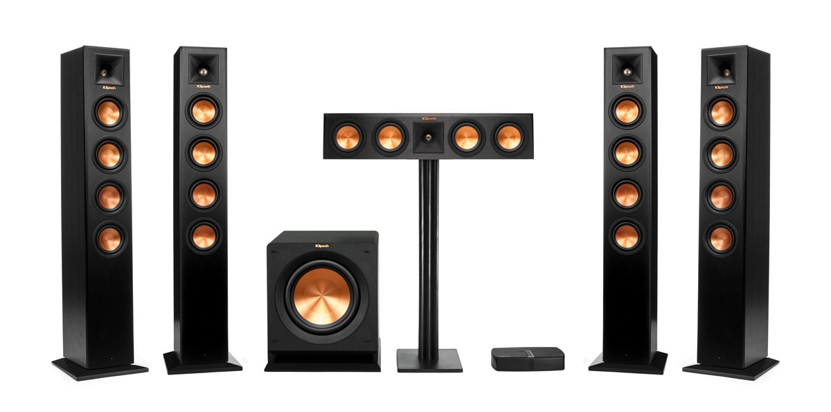 Klipsch RP-HD-Wireless-51-Towers