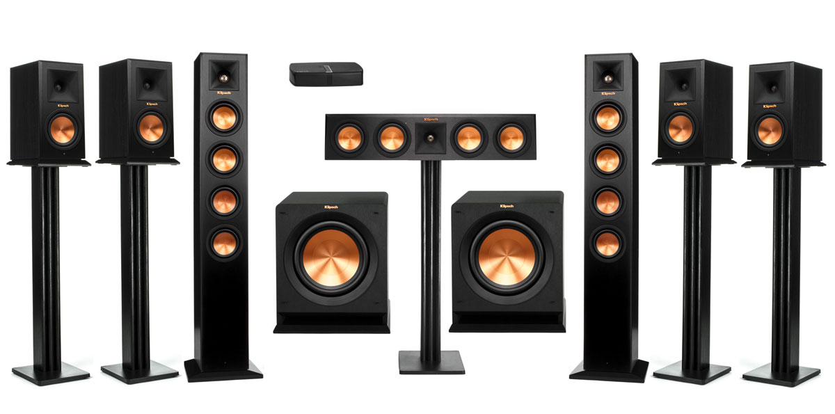Klipsch RP-HD-Wireless-72-Towers
