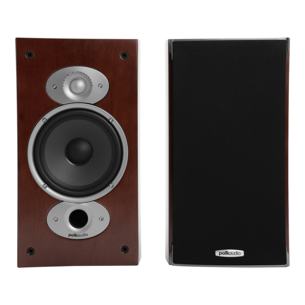 Polk Audio RTiA3-CH Cherry Bookshelf Loudspeaker - Pair