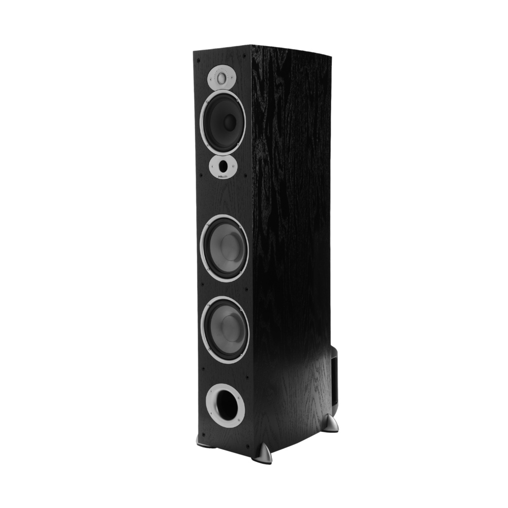 Polk Audio RTiA7-BLK Black High Performance Floorstanding Loudspeaker