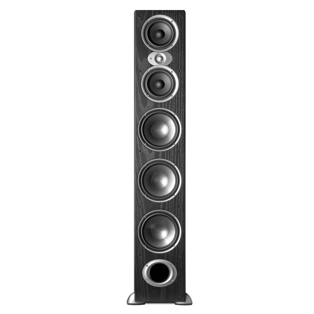 Polk Audio RTiA9-BLK Black High Performance Floorstanding Loudspeaker