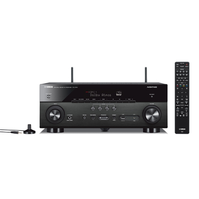 Yamaha RX-A780 Black 7.2 Channel A/V Receiver with MusicCast