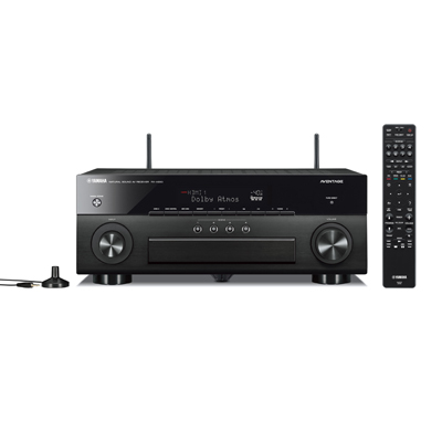 Yamaha RX-A880 Black 7.2 Channel A/V Receiver with MusicCast