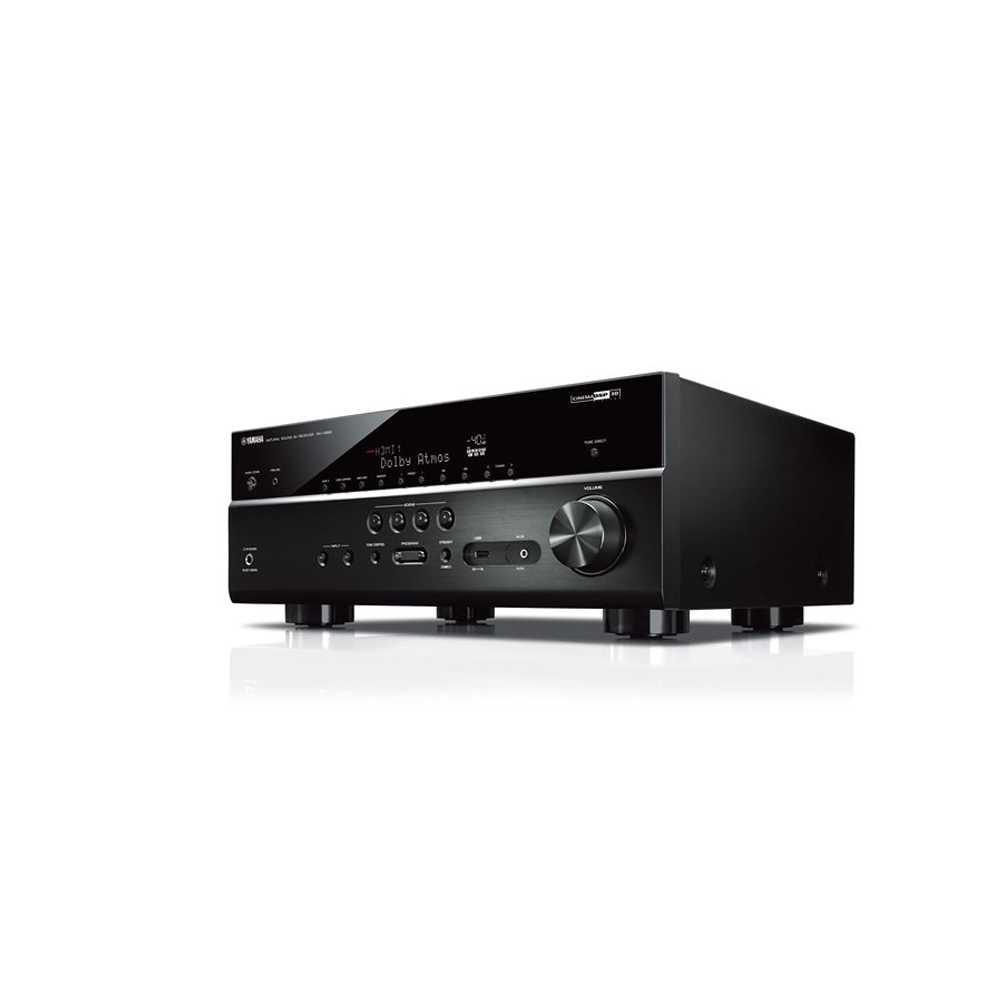 Yamaha RX-V685 Black 7.2 Channel A/V Receiver with MusicCast