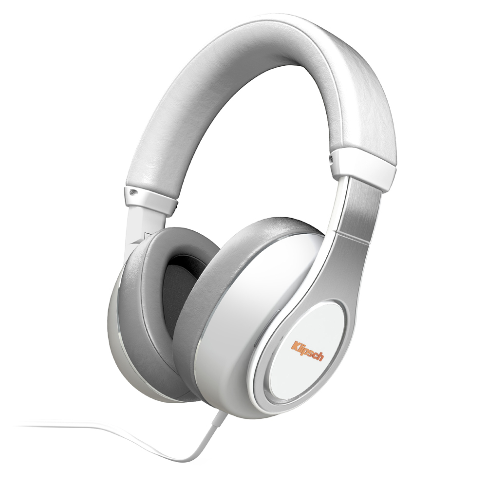 Klipsch Reference Over-Ear White Headphone