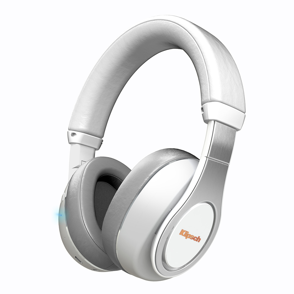 Klipsch ReferenceOver-Ear Bluetooth White Headphone
