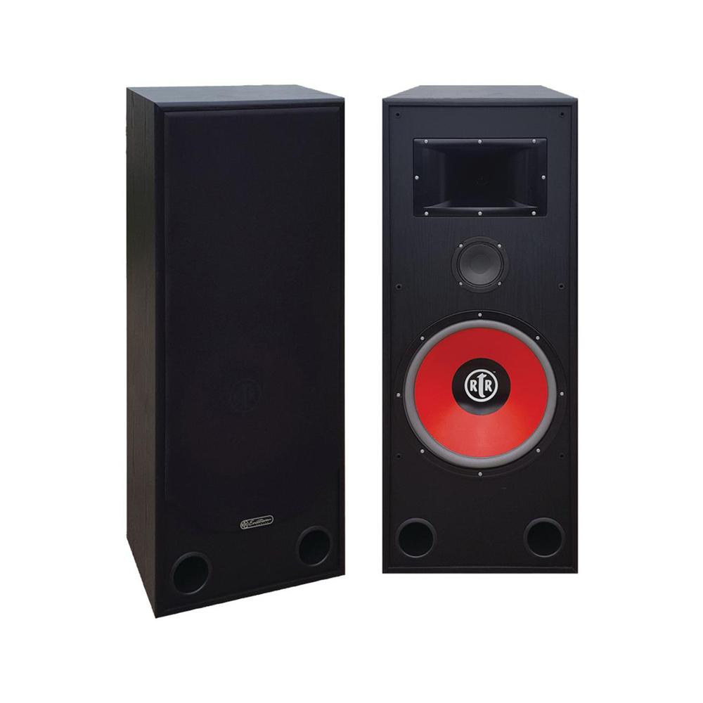 BIC America RtR-EV15 Floorstanding Speakers - Pair