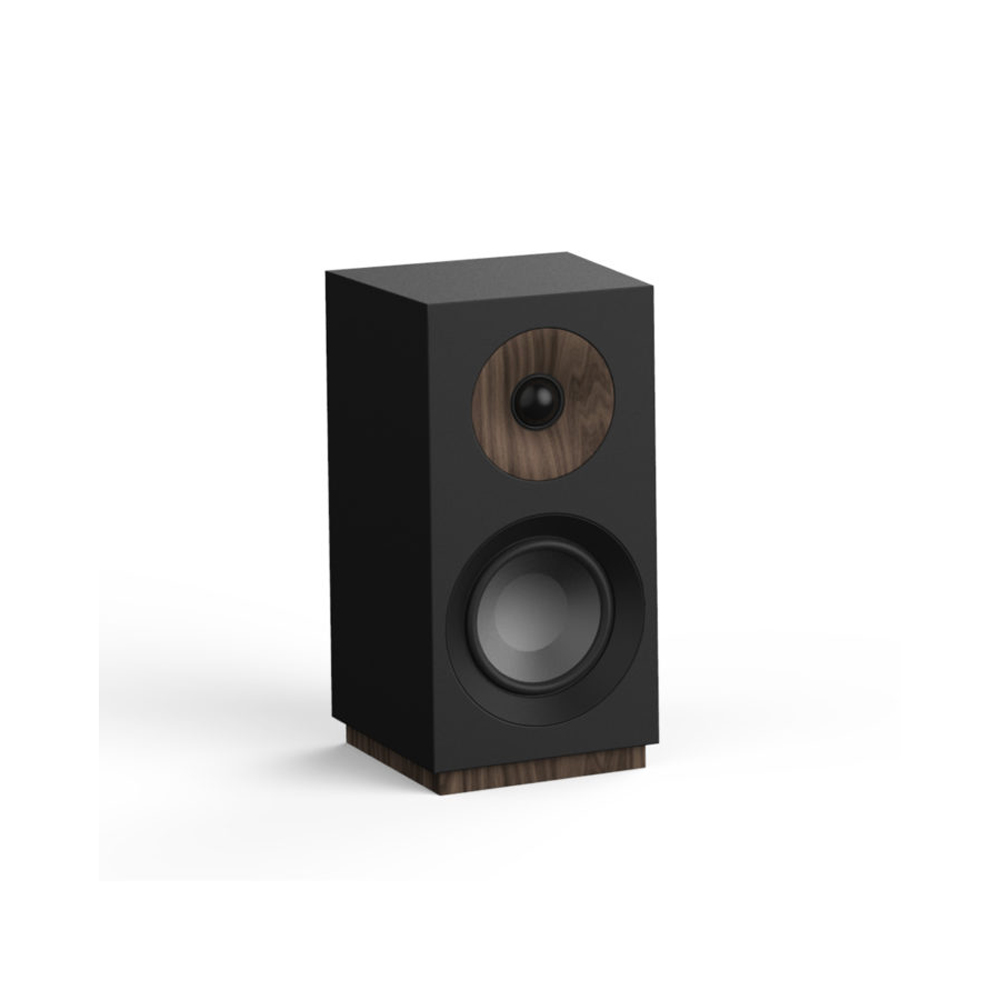 Jamo Studio series S 801-BLK Black Bookshelf Speakers - Pair
