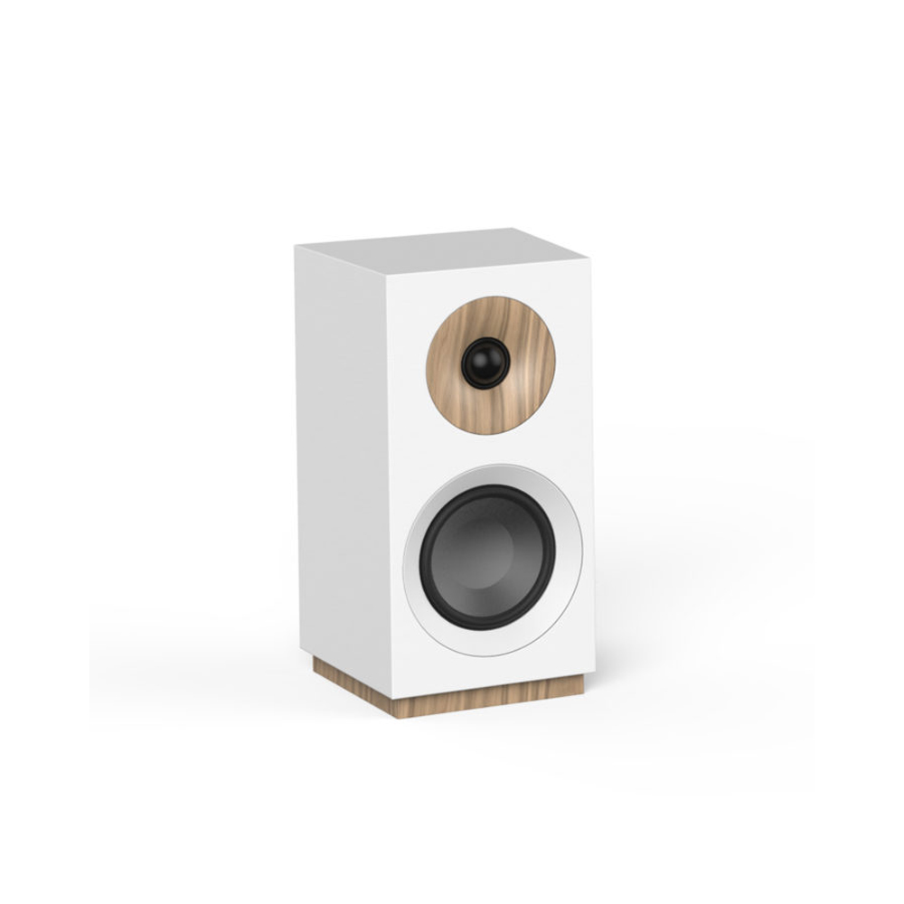 Jamo Studio series S 801-WH White Bookshelf Speakers - Pair