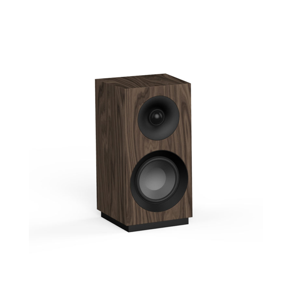 Jamo Studio series S 801-WL walnut Bookshelf Speakers - Pair