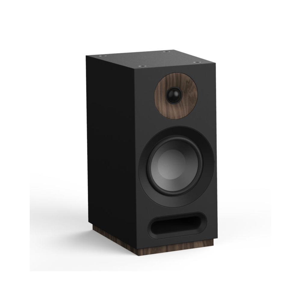 Jamo Studio series S 803-BLK Black Bookshelf Speakers - Pair