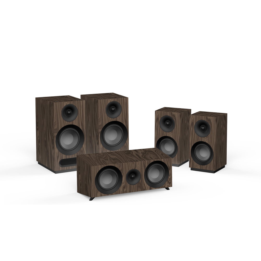 Jamo Studio series S 803 HCS-WL Walnut Home Cinema System