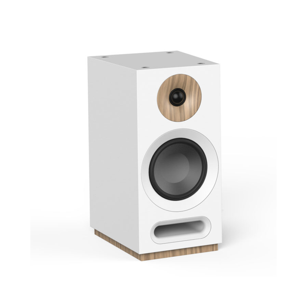 Jamo Studio series S 803-WH White Bookshelf Speakers - Pair