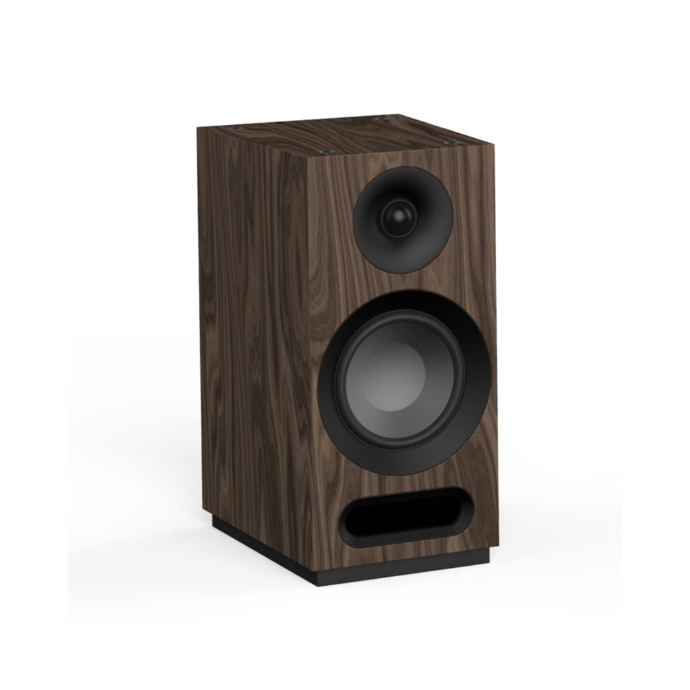 Jamo Studio series S 803-WL walnut Bookshelf Speakers - Pair