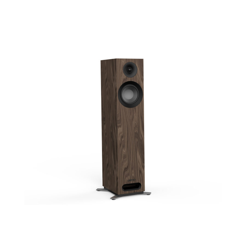 Jamo Studio series S 805-WL walnut Floorstanding Speakers - Pair