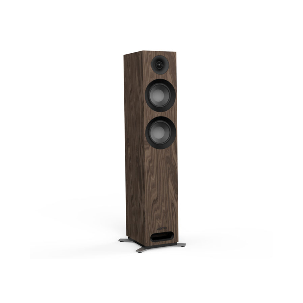 Jamo Studio series S 807-WL walnut Floorstanding Speakers - Pair