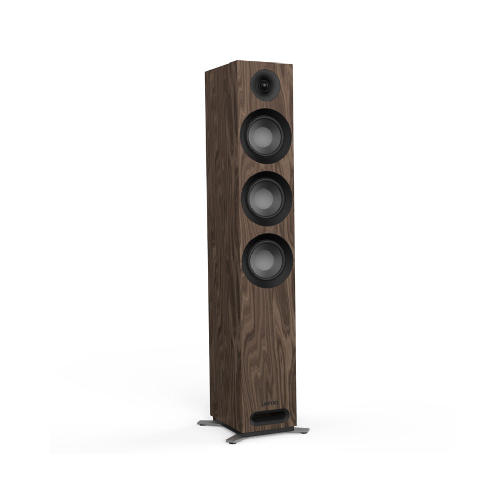 Jamo Studio series S 809-WL walnut Floorstanding Speakers - Pair