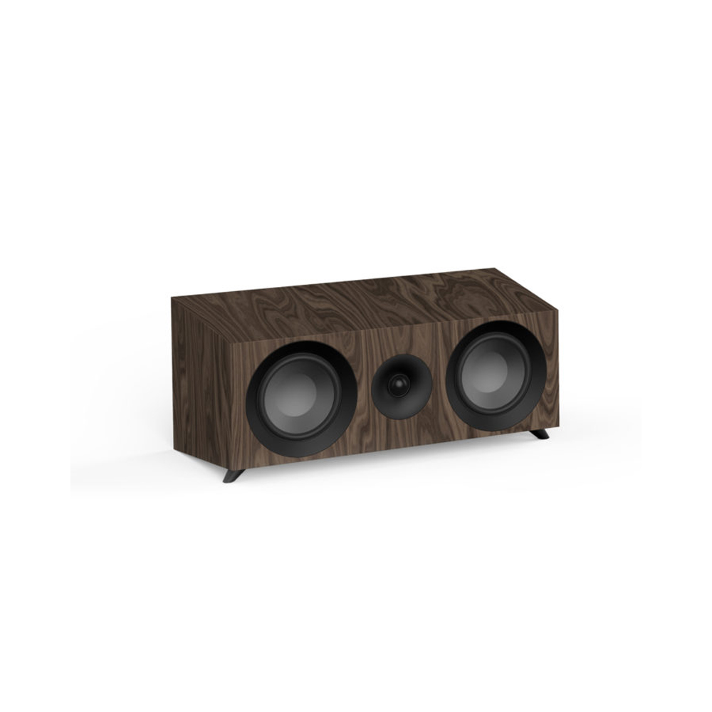 Jamo Studio series S 81 CEN-WL Walnut Center Speaker